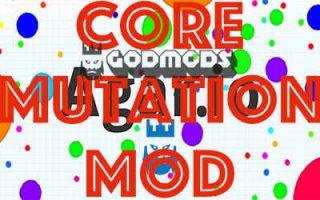 Agar.io Core Mutation Mod