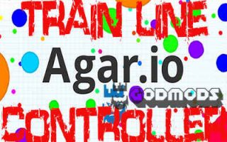 Agar.io Train Line Controller