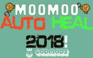 MooMoo.io Auto Heal Mod 2018