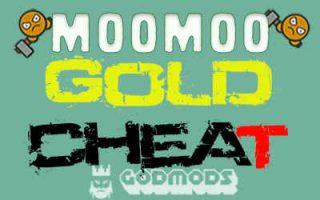 Moomoo.io Gold Cheat Mod