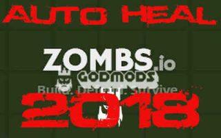Zombs.io Auto Heal 2018
