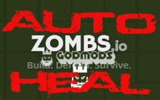 Zombs.io Auto Heal