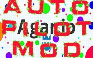 Agar.io Autopilot Mod