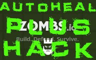 Zombs.io Autoheal Plus Hack