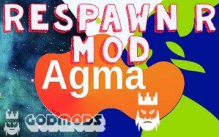 Agma.io Respawn R Mod