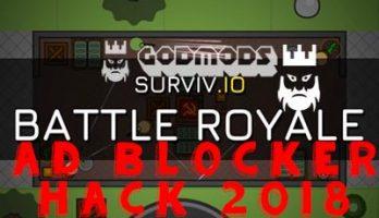 Surviv.io Ad Blocker Hack