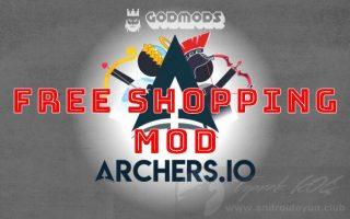 Archer.io Free Shopping Mod Money