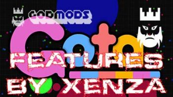 Gota.io Features by XenZa Mod