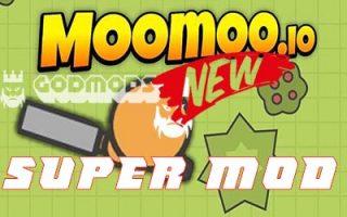 Moomoo.io Super Mod 2019