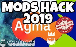 Agma.io Mods Hack 2019