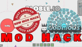 Bloble.io Mod Hack