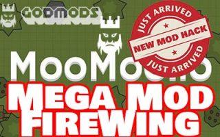 Moomoo.io Mega Mod FireWing