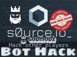S0urce.io Bot Hack