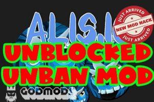 Alis.io Unblocked Unban Mod