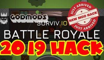 Surviv.io 2019 Hack