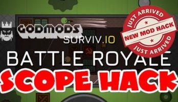 Surviv.io Scope Hack