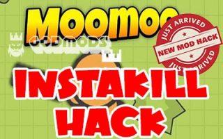 Moomoo.io Instakill Hack
