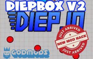 Diep.io DiepBox V2 Mod