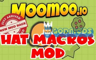 Moomoo.io Hat Macros Mod