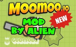 Moomoo.io Mod 2019 by Alien
