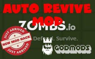 Zombs.io Auto Revive Mod