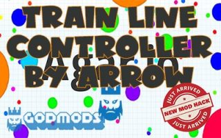 Agar.io Train Line Controller By Arrow