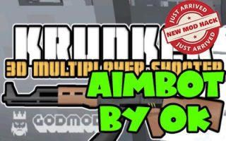 Krunker.io Aimbot by OK