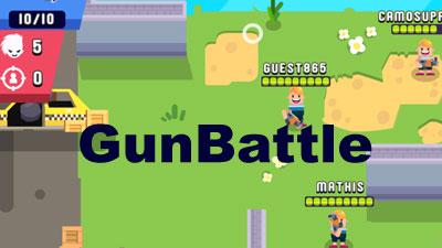 GunBattle.io Gameplay