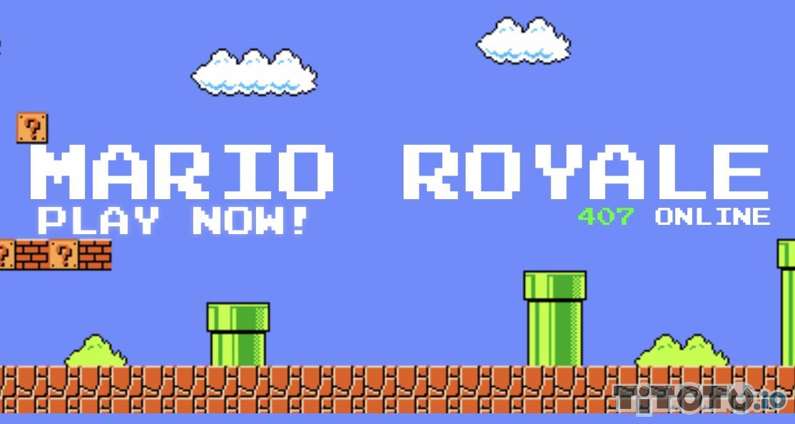 Mario Royale Io