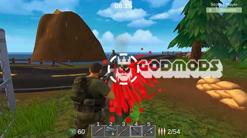 DeadWalk.io Gameplay