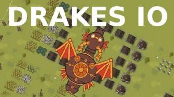Drakes.io Gameplay