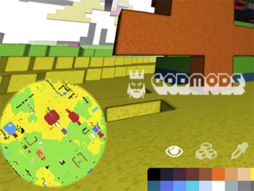 Mine Craft.io Gameplay
