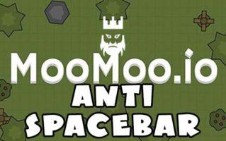 MooMoo.io Anti Spacebar