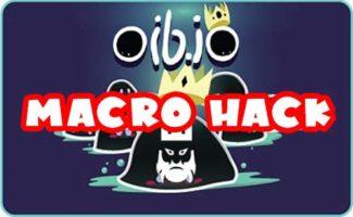 Oib.io Macro Hack