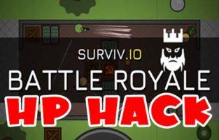 Surviv.io HP Hack