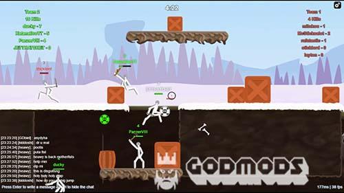 Battlestick.net Gameplay