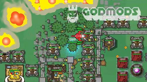 Lordz2.io Gameplay