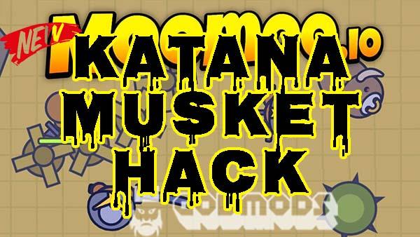 Moomoo.io Katana Musket Hack