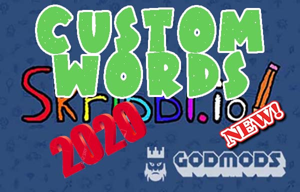 Skribbl.io Hack 2020 Custom Words
