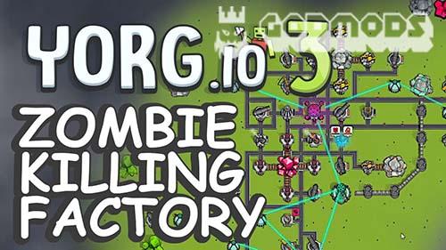 Yorg.io 3 Gameplay