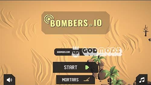 Bombers.io Gameplay