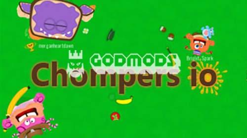 Chompers.io Gameplay