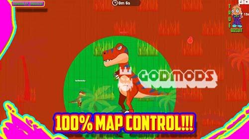 DinoRoyale.io Gameplay