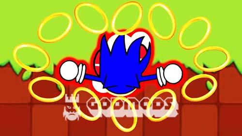 Sonic.io Gameplay