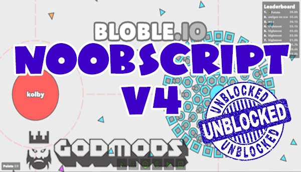 Bloble.io NoobScript V4