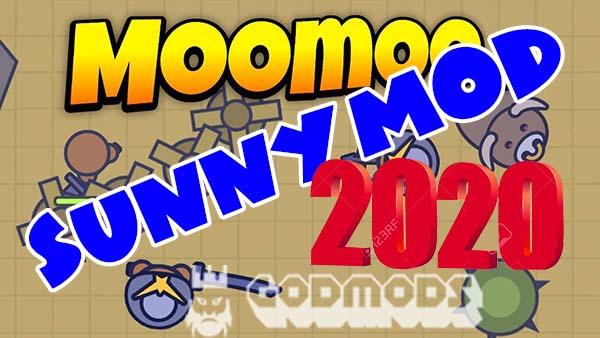 Moomoo.io SunnyMod 2020
