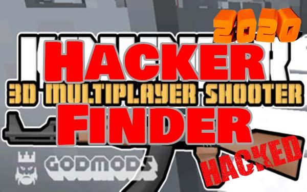 Krunker.io Hacker Finder