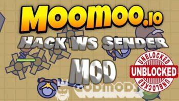 MooMoo.io Hack Ws Sender Mod