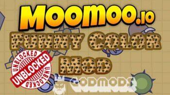 Moomoo.io Funny Color Mod